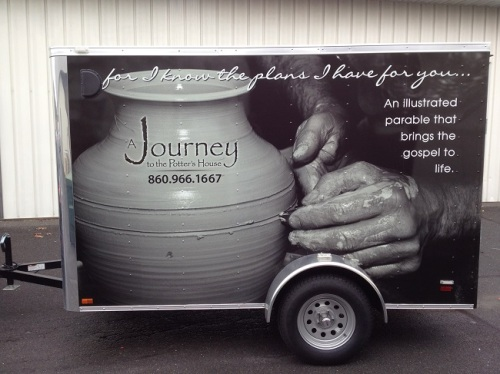 vehicle wraps in Danbury CT