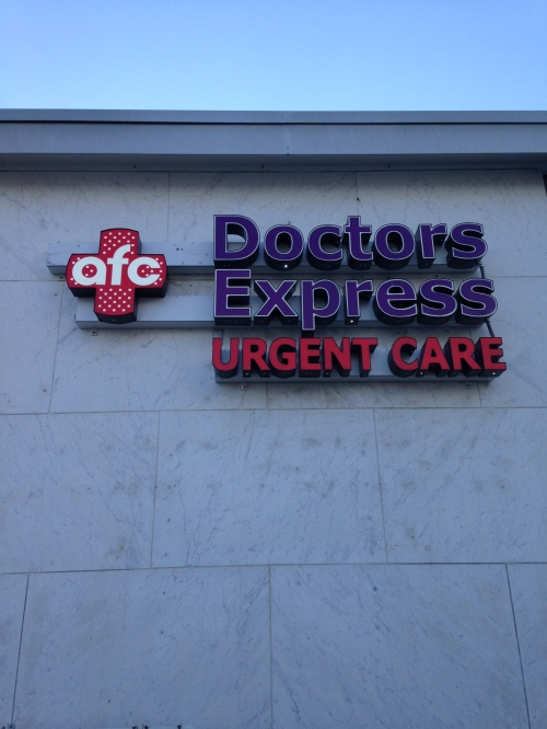 Doctor Express New Logo