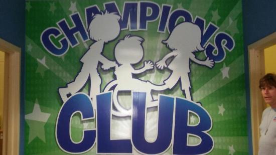 Faith Church Champions Club