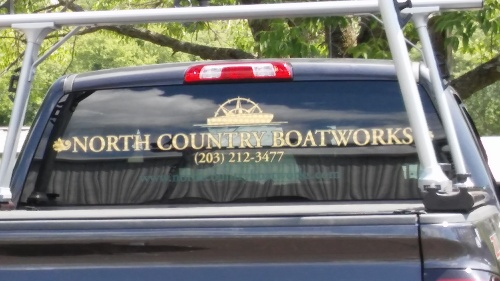 North Country Boatwork Unlimited Signs