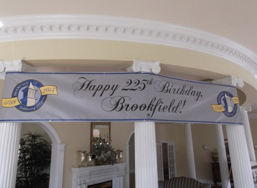 Event Banners Brookfield CT