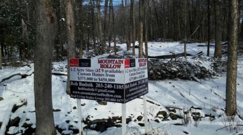 Real Estate SubdivisionSigns Bethel CT