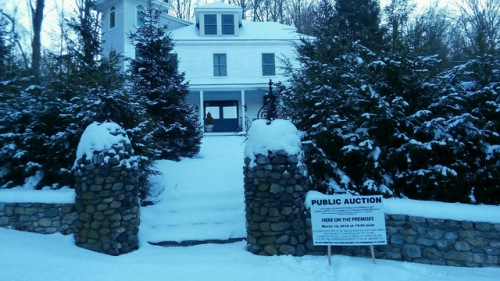 Foreclosure Signs and Auction Signs Danbury CT