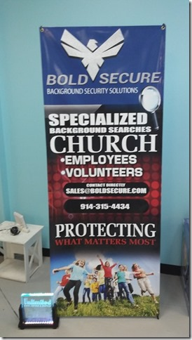 Buy 2 Banner Stands for Only $149