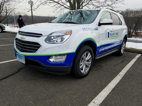 vehicle graphics  and vinyl lettering in Fairfield CT