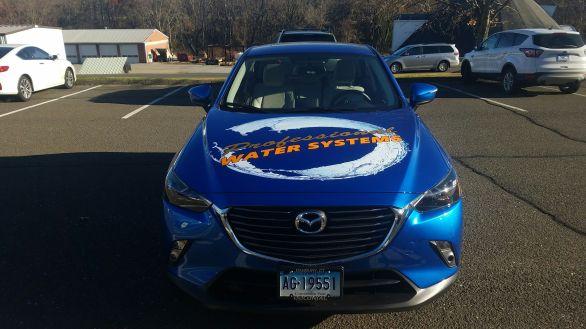logo car signs in Ridgefield CT