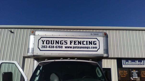 truck decals in Ridgefield CT