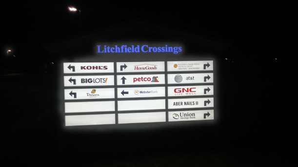 directory signs in New Milford CT