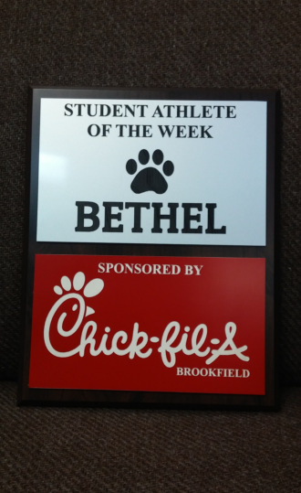 Custom Plaques in Brookfield CT