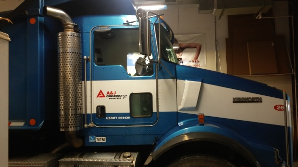 dump truck decals in Brookfield CT