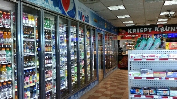 wall graphics and wraps for gas stations in Danbury CT