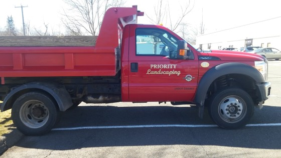 truck and equipment lettering in Brookfield CT