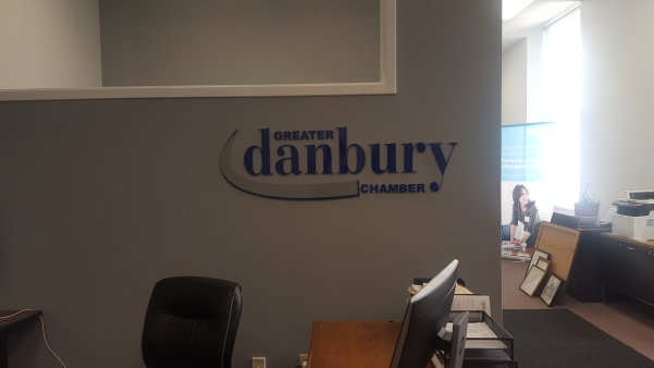 chamber of commerce signs in Danbury CT