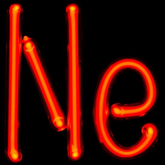 ne tube channel letters