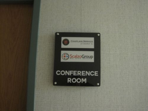 conference room signs in Danbury CT