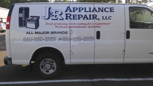 vehicle lettering in Danbury CT
